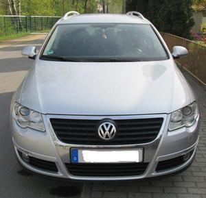 VW Passat 2.0 FSI Kombi 110 KW mit Sommer- und Winterrädern
