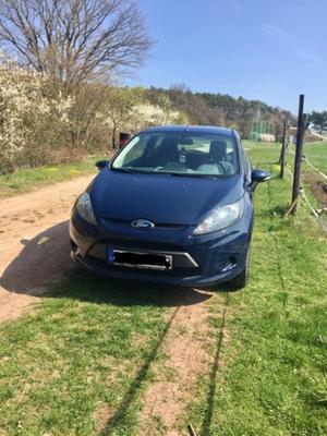 Ford Fiesta Trend -Türer