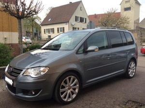 VW Touran 1.4 TSI DSG Highline, 7 Sitze