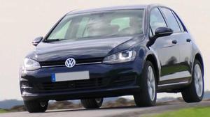 VW Golf VII 2,0 TDI Comfortline Navi 9-fach bereift