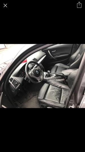 BMW 120d km TÜV neu