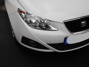 SEAT Ibiza SC V Style Weiß 86 PS  km 8fach