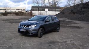 Nissan Qashqai 1.6 DIG-T  Radsätze, Panoramadach,