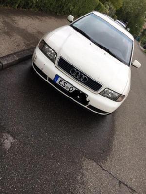 Verkauft wird ein Audi A4 Bj. 96