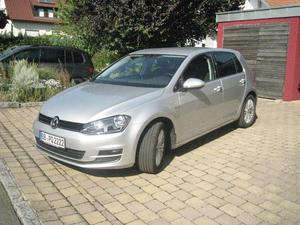 Golf VII, 1.2 TSI BlueMotion Technology Cup mit AHK