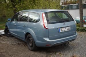 Ford Focus Turnier 1.6 TDCi DPF Ghia