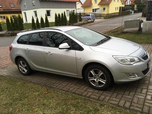 Opel Astra 1.7 CDTI Sportstourer Design Edition