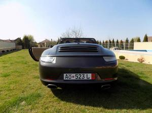 Porsche 991 Cabrio Baujahr PS