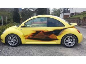 VW New Beetle (Unikat, Einzelstück) TOP Zustand