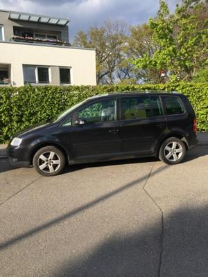 VW Touran 2,0 TDI 7 Sitzer Alufelgen Klima