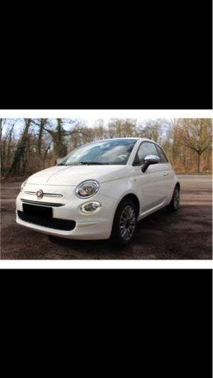 Fiat 500 Nagelneu