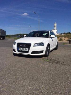 Audi A3 1,8 tfsi