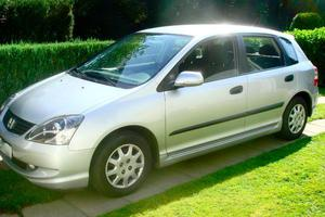 Honda CIVIC 1.4 gepflegt Garagenf. 5 Türer CD NR Klima