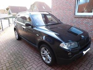 BMW X3 xDrive 2,0d ExclusivEdition