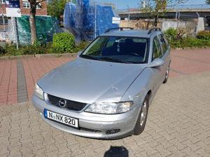 Opel vectra b 1.6i 16v org km Klimaanlage tüv
