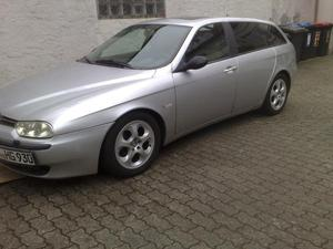 Alfa Romeo 156 Kombi 2,5 L