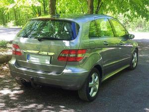 Mercedes-Benz Typ B 200 CDI Limousine / Garagenwagen