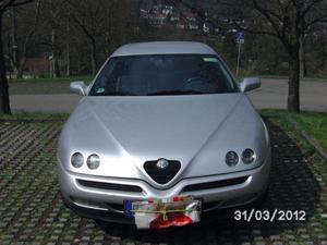 Alfa Romeo GTV 2.0 TS, TÜV Neu, Zahnrienen etc, erneuert