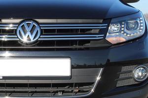 VW Tiguan 2.0 TDI 4Motion DSG, AHK, Pano, Kamera, SHZ, Navi,