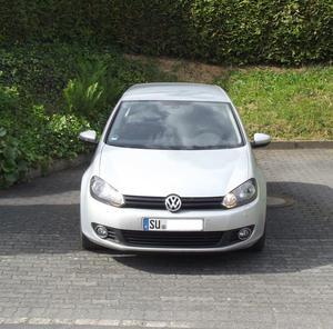 VW Golf VI Trendline 1.6 BiFuel Benzin/Flüssiggas