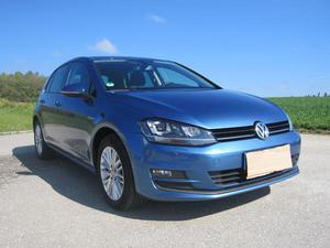 VW Golf 7 Cup, 1,6 TDI, BlueMotion Techn., 1.Hand,