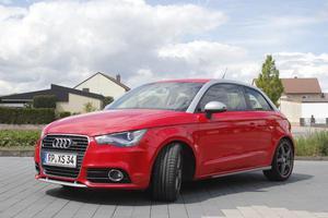 Audi A1 TDI Ambition --ABT UMBAU--Xenon Klima Sitzheizung