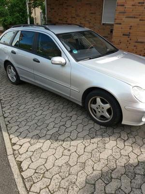 Mercedes-Benz C 200 T CDI Classic