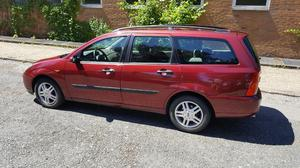 Ford Focus 1.8 Turnier Futura