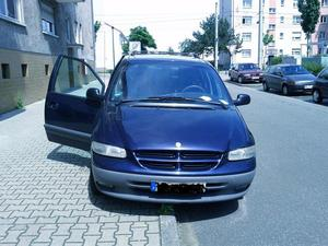 Chrysler Grand Voyager GS Leder