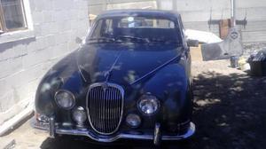 Jaguar MK II S ,Oldtimer,RH,Russian