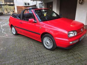 VW Golf 3 Cabrio - PINK FLOYD - SONDERMODELL - GEPFLEGTER