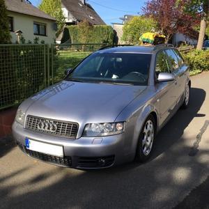 Audi A4 Avant 1,8T 190PS S-Line