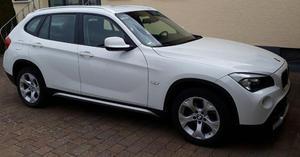BMW X1 sDrive18i, Benziner