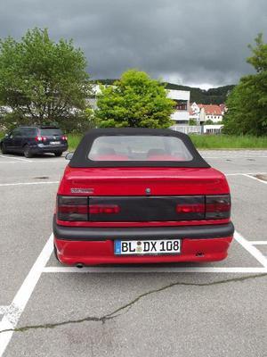 Liebhaberfahrzeug Renault 19 Cabrio Youngtimer zu verkaufen
