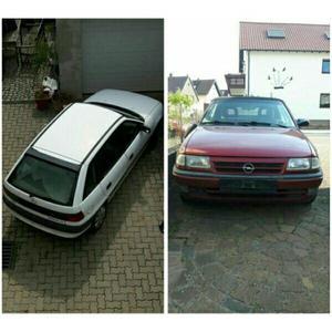 Opel Astra 2x F CC V & F Cabrio Bastlerfahrzeuge keine