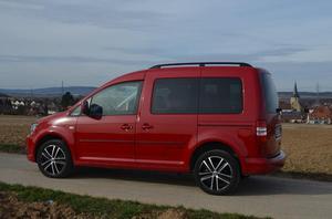 Volkswagen Caddy Edition 30 DSG 2.0 TDI