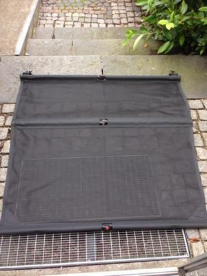 T5 Gepäcknetz, T Netztrennwand für Multivan T5