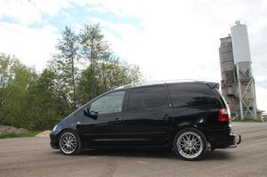 Ford Galaxy TDI Aut. Ghia