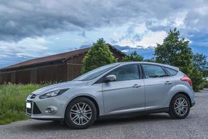 Verkaufe Ford Focus Titanium 125 PS 1.0 Ecoboost
