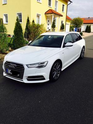 Audi A6 Avant 2,0 TDI Ultra SLINE NAVI AHK LED 190PS