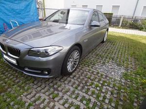 BMW 520d Leder/Standheiz./NaviProf/Scheckheftgepf.