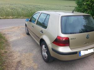 VW Golf IV, Bj: , TÜV bis