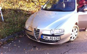 Alfa Romeo 147 Shape