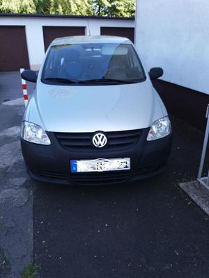 Anfänger auto VW Fox TÜV 1/19 für EUR geht er weg