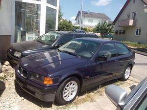 BMW 318 ti Tüv