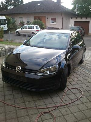 VW-Golf VII, Trendline BlueMotion TSI