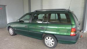 Opel Astra Caravan, TÜV+ASU neu, Sondermodell Champion