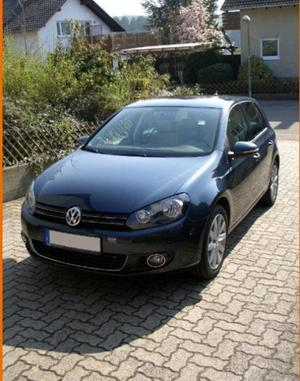Bis  - VW Golf VI / 1,4l TSI / 160PS / 118kW / 7-Gang
