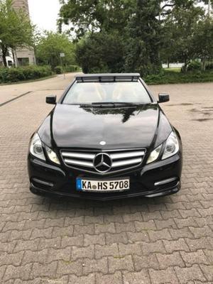 Mercedes-Benz 250 CDI E 250 CDI Cabrio BlueE. 7G AMG-Styling