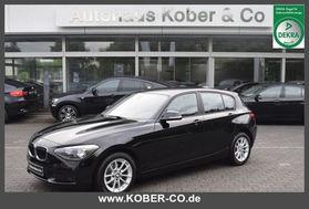 BMW 118dA Garantie Leder Navi RFK Parkassistent
